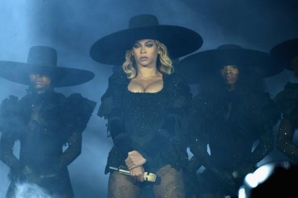 SPEAKING UP: Beyoncé