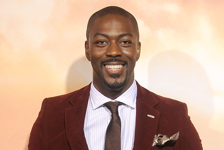 STARRING ROLE: David Ajala