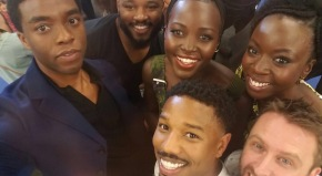 Lupita Nyong'o officially confirmed for upcoming Black Panther film atComic-Con