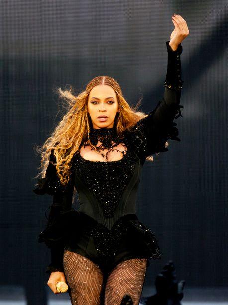 GRIME FAN: Beyoncé