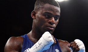 Going for gold: Boxer Joshua Buatsi looking to take Olympiccrown