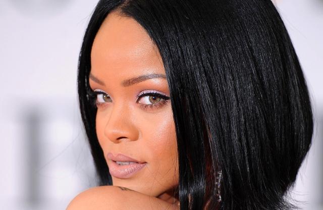 TOP HONOUR: Rihanna