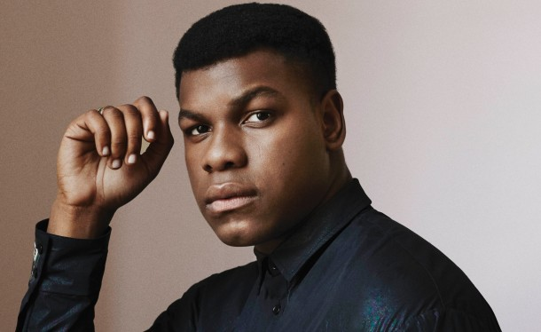 HONOURED: John Boyega