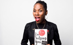 Popular Nigerian-born blogger Awesomely Luvvie's first published book is a New York Timesbest-seller