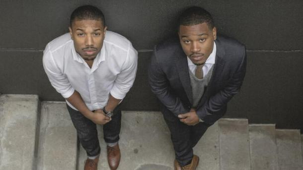 HISTORY: Michael B. Jordan (right) and Ryan Coogler