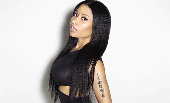 COVER STAR: Nicki Minaj