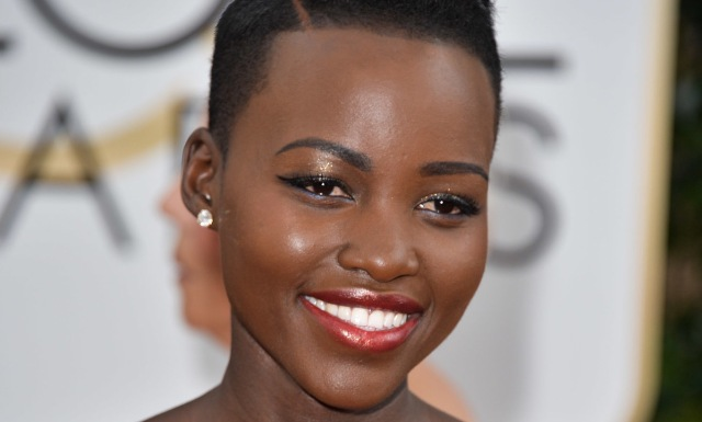 BLACK BEAUTY: Lupita Nyong'o