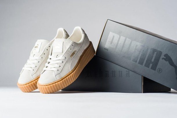 WINNER: Rihanna'a PUMA Creeper