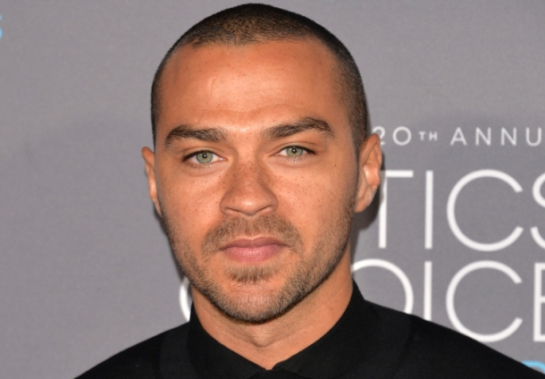 HUMBLE: Jesse Williams