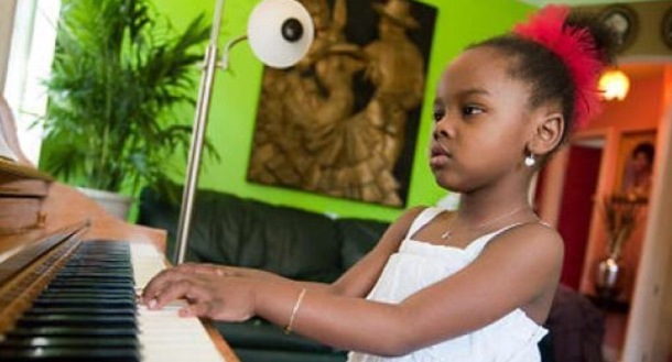 CHILD PRODIGY: Mobou Loiseau