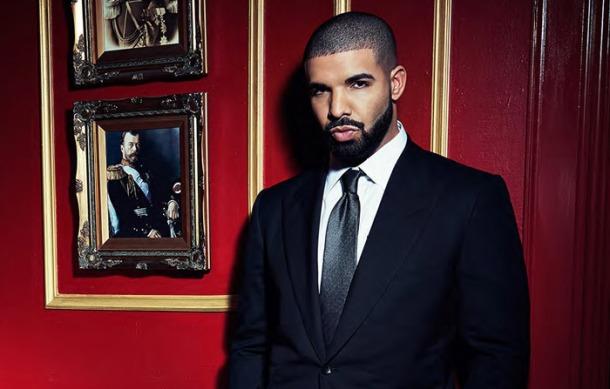 CELEBRATION: Drake