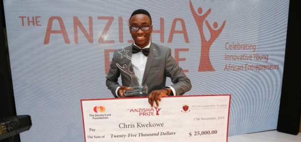 INSPIRATIONAL: Chris Kwekowe