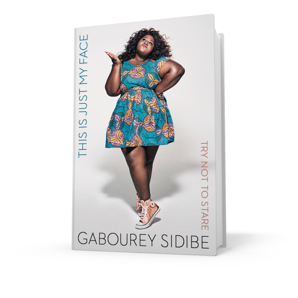 MEMOIR: Gabourey Sidibe