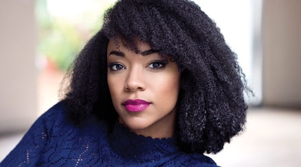 LEADING LADY: Sonequa Martin-Green