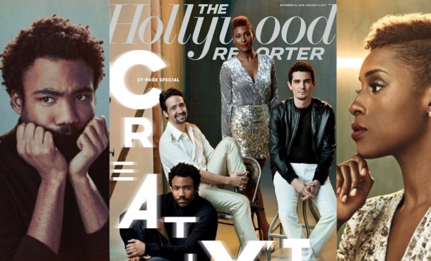 COVER STARS: Donald Glover and Issa Rar