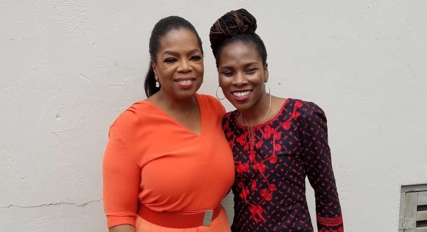 THOUGHTS BECOME THINGS: Luvvie Ajayi with Oprah