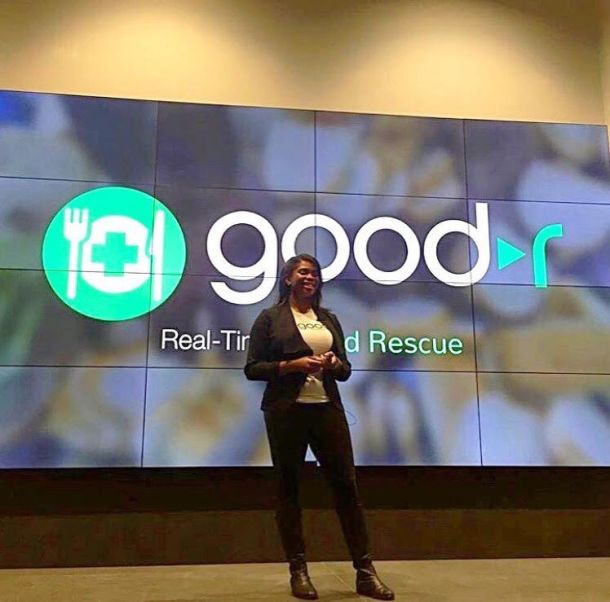 IN ACTION: Jasmine Crowe plans to launch Goodr across major US cities