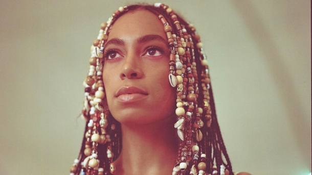 INSPIRATION: Solange Knowles