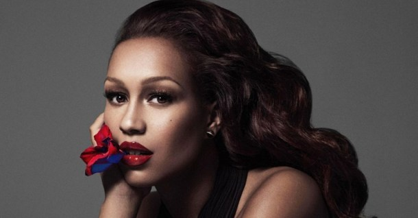 CONDITIONS: British singer Rebecca Ferguson