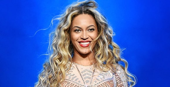 MAKING HISTORY: Beyoncé