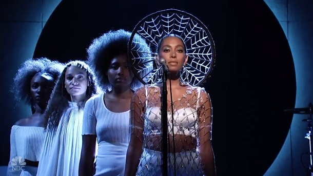 PERFORMANCE: Solange Knowles