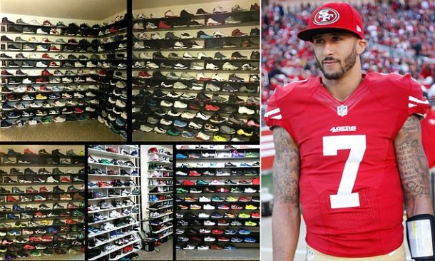 DONATION: Colin Kaepernick