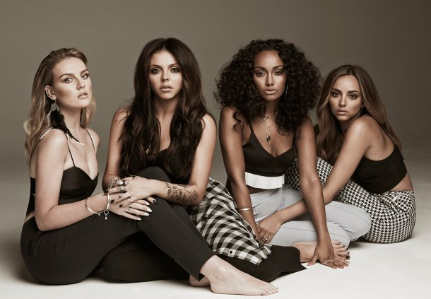 USING PLATFORM: Chart-topping group, Little Mix
