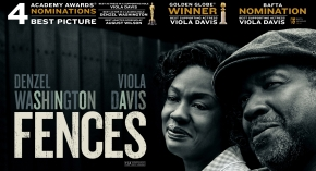 COMPETITION: Win a collection of Denzel Washington's finest films to coincide with UK release of Oscar-nominated 'Fences'