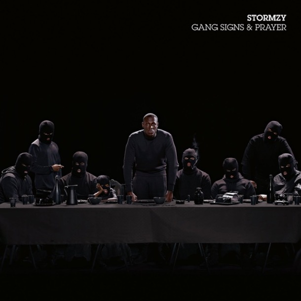 NEW MUSIC: The artwork for Stormzy's new album, Gang Signs & Prayer