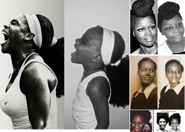 BLACK HISTORY MONTH PROJECT: Ava as some of her favourite female icons