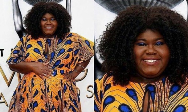 CELEBRATING CULTURE: Gabourey Sidibe