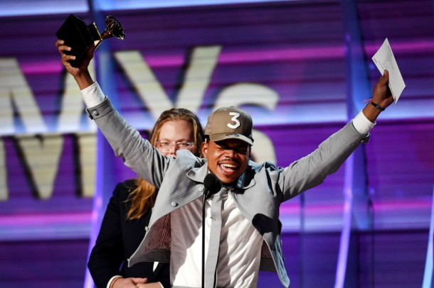 TRIPLE WIN: Chance The Rapper