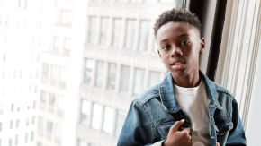 The 12-year-old star of Oscar-nominated 'Moonlight' vows to build a cancer research laboratory with hisearnings