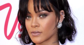 Rihanna is named Harvard University's 2017 Humanitarian of the Year for building breast cancer treatment centre inBarbados