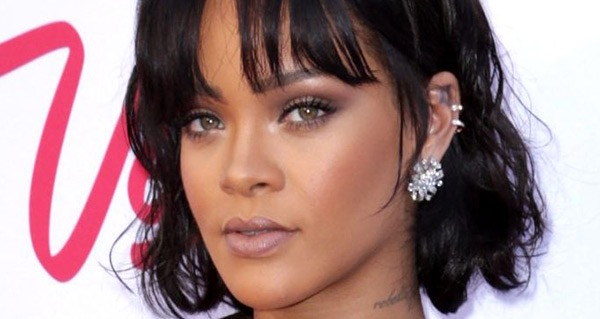 GIVING BACK: Rihanna