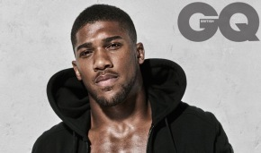 'The Greatest?' UK heavyweight boxing champion Anthony Joshua covers GQ ahead of 'biggest fight in history of British boxing'