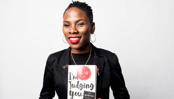 TV SERIES: Author Luvvie Ajayi