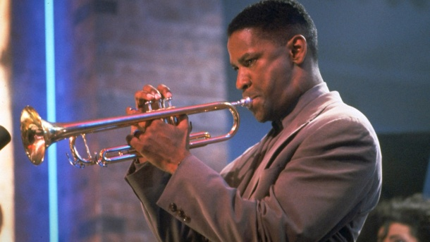 IN ACTION: Denzel Washington in Mo' Better Blues