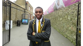 Meet 16-year-old Joshua Adeyemi: The London student who has landed a scholarship to the same school attended by PrinceWilliam