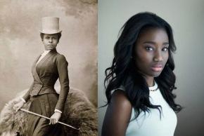 'Girlhood' actress Karidja Touré to play 19th-century black equestrian Selika Lazevski in newmovie