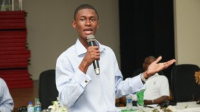 Meet 17-year-old Warren Cassell: A successful investment entrepreneur and published author fromMontserrat