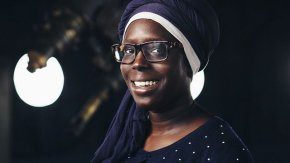 Fatoumata Kebe, 29, is a French astronomer on a mission to clean up space with her groundbreakingresearch