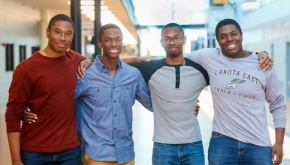 Quadruplet brothers are all accepted to Ivy League colleges