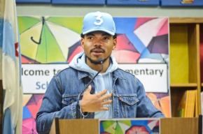 Fans launch campaign urging Chance the Rapper to run for Mayor ofChicago