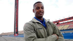 Jusan Hamilton, 26, makes NASCAR history as company's first black racedirector