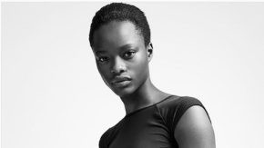 Nigerian model Mayowa Nicholas, 18, is the new face of Calvin Klein underwear