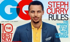 Steph Curry covers GQ and talks career, faith and activism: 'When it comes to athletes, whoever has a microphone in front of their face, they ought to use it'