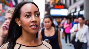 Haben Girma is the first deaf-blind student to graduate from Harvard Law School
