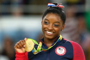 Simone Biles, the most decorated American gymnast, makes Time's 100 Most Influential People list