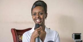 Meet Diane Shima: Rwanda's first-ever female Independent presidential candidate